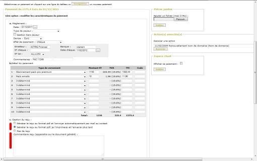 Comprendre la différence entre un reçu et une facture, Fig. 2