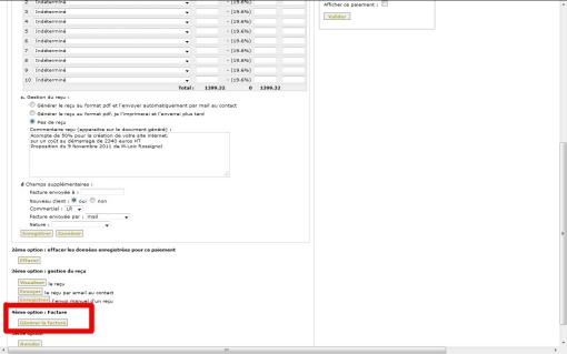 Comprendre la différence entre un reçu et une facture, Fig. 3