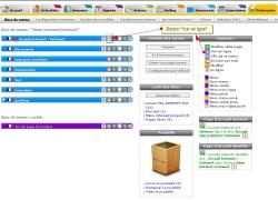 Créer, modifier, supprimer un menu / une page, Voir en ligne