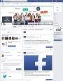 Interface avec Facebook et les réseaux sociaux